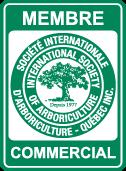 logo Société internationale d'arboriculture – Québec Inc